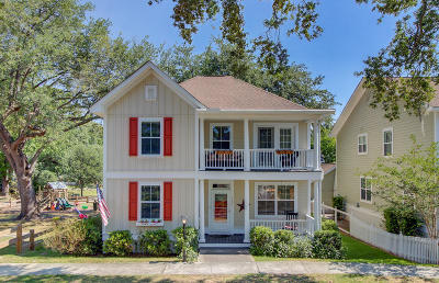 North Charleston Single Family Home For Sale: 5191 Celtic Drive