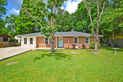 Ladson Single Family Home Contingent: 4440 Clovewood Street