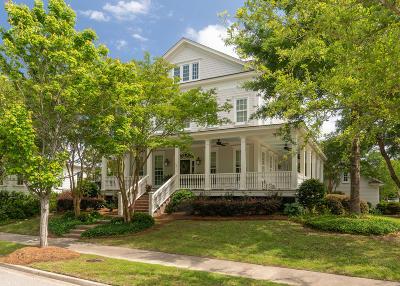Charleston Single Family Home Contingent: 215 Ferryman Lane