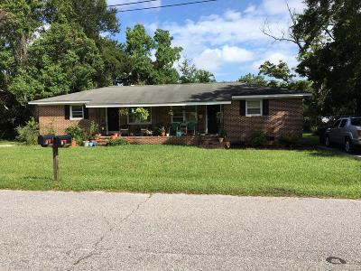 Charleston Single Family Home For Sale: 1716 Brantley Drive
