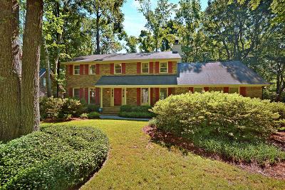 Summerville Single Family Home Contingent: 112 Huckleberry Lane
