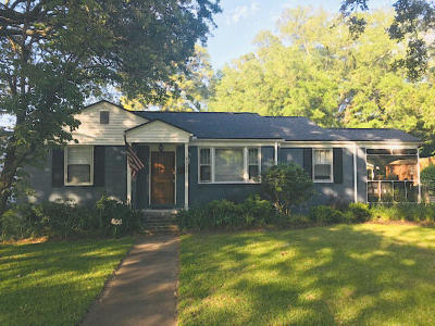 North Charleston Single Family Home For Sale: 5228 Braddock Avenue