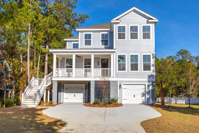 Johns Island Single Family Home For Sale: 4044 Gift Boulevard