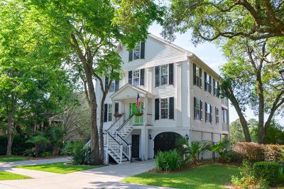 Charleston Single Family Home For Sale: 205 Marsh Oaks Drive