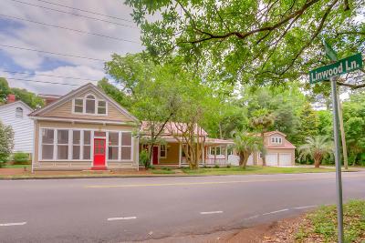 Summerville Single Family Home For Sale: 215 W Carolina Avenue