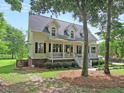 Goose Creek Single Family Home Contingent: 107 Horncastle Place