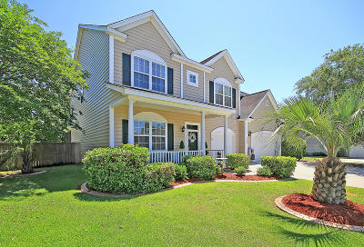 Hanahan Single Family Home For Sale: 7303 Sanderling Court