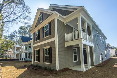 Charleston Single Family Home For Sale: 2106 Boykin Lane