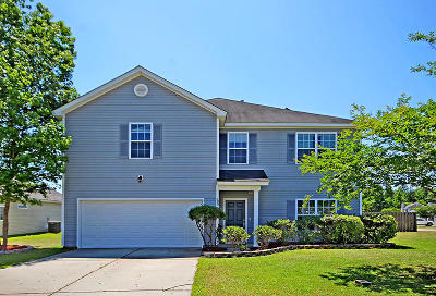 Summerville Single Family Home For Sale: 100 Pacolet St