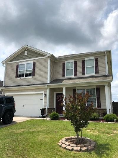 Summerville Single Family Home For Sale: 501 Magwood Road