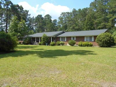 Ridgeville Single Family Home For Sale: 241 Varner Ridge Lane