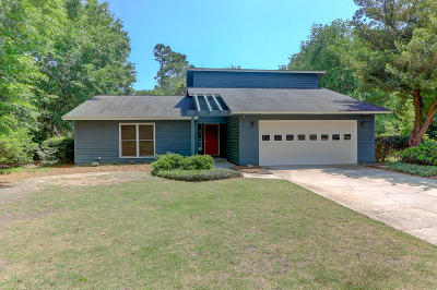 Mount Pleasant SC Single Family Home For Sale: $417,000