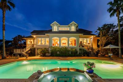 Johns Island Single Family Home For Sale: 1615 Headquarters Plantation Drive