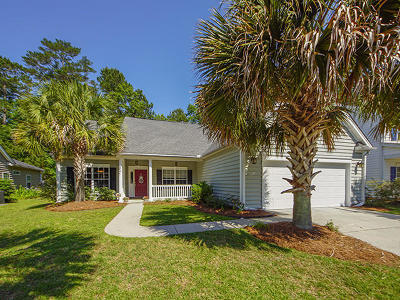Summerville Single Family Home Contingent: 109 Back Tee Circle