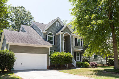 Mount Pleasant SC Single Family Home For Sale: $429,000