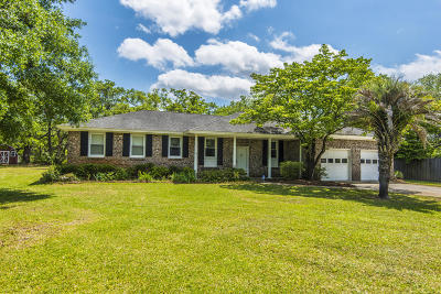 Charleston Single Family Home For Sale: 847 Condon Drive