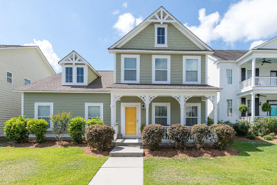 Summerville Single Family Home For Sale: 305 Amaryllis Avenue