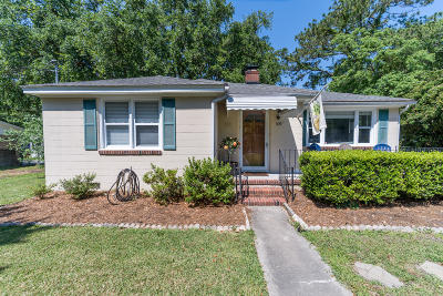 Charleston Single Family Home For Sale: 309 Cessna Avenue