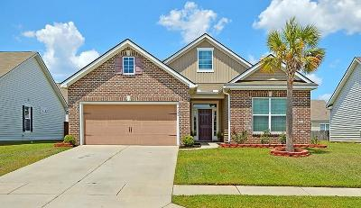 North Charleston Single Family Home For Sale: 7740 Kinston Street
