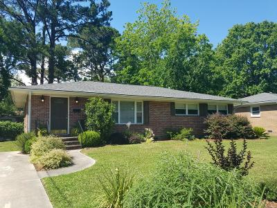 Charleston Single Family Home For Sale: 1056 Keats Road