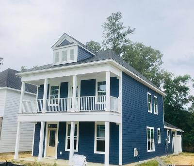 Charleston Single Family Home For Sale: 2309 Town Woods Road