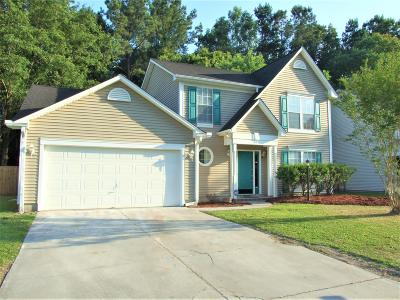 North Charleston Single Family Home For Sale: 3821 Denham Street