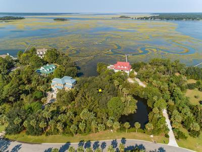 Johns Island Residential Lots & Land For Sale: 2715 Jenkins Point Road