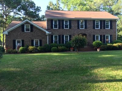 Mount Pleasant SC Single Family Home For Sale: $680,900