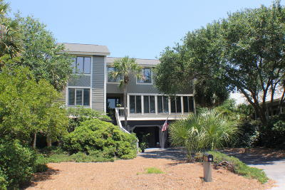 Isle Of Palms SC Single Family Home For Sale: $1,345,000