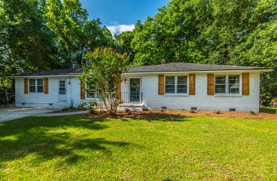 Charleston Single Family Home For Sale: 1303 S Sherwood Drive