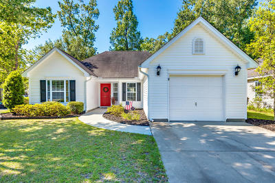 Summerville Single Family Home Contingent: 201 Moon Shadow Lane