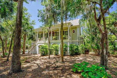 Johns Island SC Single Family Home Contingent: $995,000