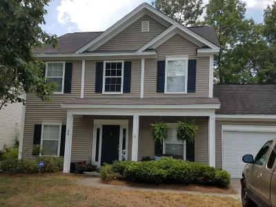 Charleston Single Family Home For Sale: 153 Sugar Magnolia Way