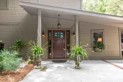 Single Family Home For Sale: 2617 Bohicket Road