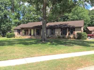 Summerville Single Family Home For Sale: 101 Cobley Place