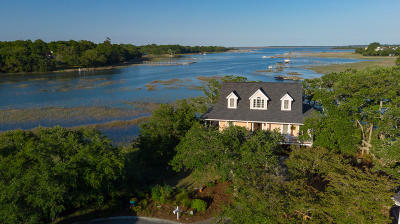 Charleston Single Family Home For Sale: 1458 Harborsun Drive