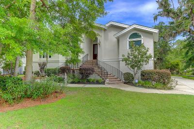 Charleston Single Family Home For Sale: 2128 Rookery Lane