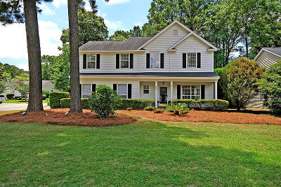 Mount Pleasant SC Single Family Home For Sale: $525,000