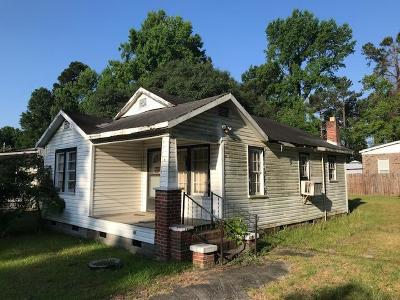 Moncks Corner Single Family Home For Sale: 121 Roper Circle