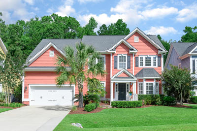 Charleston Single Family Home For Sale: 1434 Teaberry Path