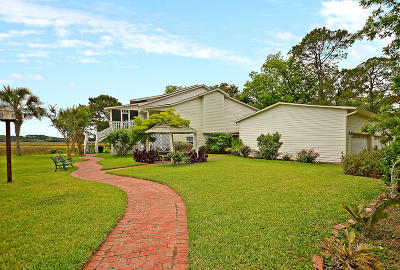 Berkeley County, Charleston County, Colleton County, Dorchester County Single Family Home For Sale: 3352 Jenkins Farm Road
