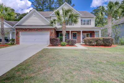 Ladson Single Family Home For Sale: 172 Sweet Alyssum Drive