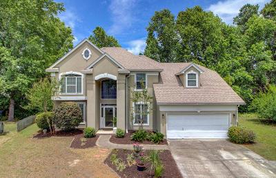 Mount Pleasant Single Family Home For Sale: 192 Revolution Drive