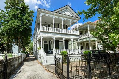 Charleston Single Family Home For Sale: 28 Elizabeth Street