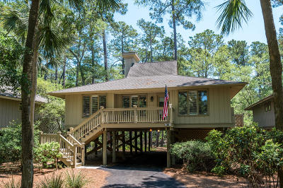 Kiawah Island Single Family Home For Sale: 38 Sunlet Bend