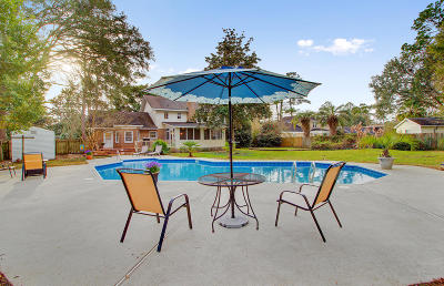 Summerville Single Family Home For Sale: 112 Ayers Circle