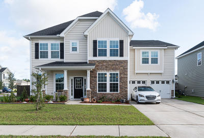 Summerville Single Family Home For Sale: 279 Overcup Loop