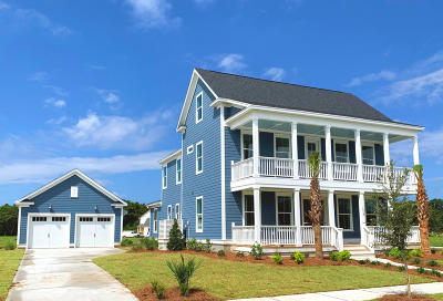 James Island Single Family Home For Sale: 1519 Charming Nancy Road