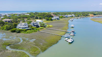 Sullivans Island Single Family Home For Sale: 3206 Jasper Boulevard