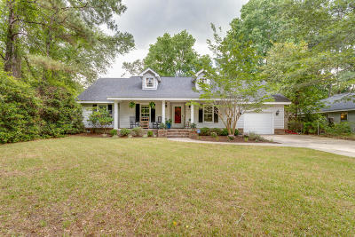 Single Family Home Contingent: 2954 Ashley River Road Road